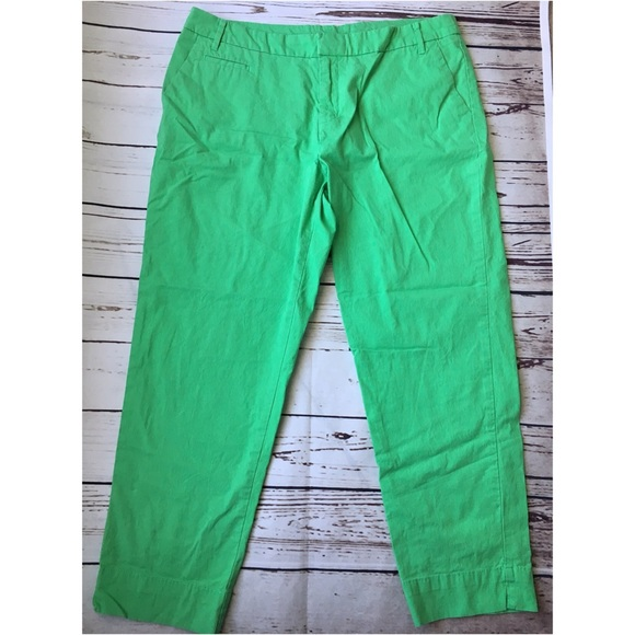 2809f4c7196441 Patagonia Pants | All Wear Stretch Capri Khakis Green 14 | Poshmark